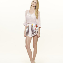 alice McCALL - Talking About Top (Lilac Snow)