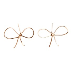 by boe - Reminder Bow Earrings