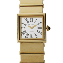 CHANEL - Vintage Chanel 18K Yellow Gold Watch