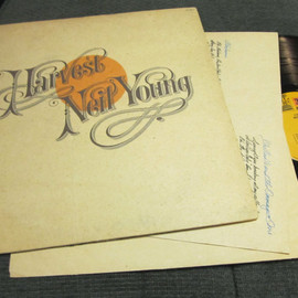 Neil Young - Harvest (Record: Reprise MS2032 U.S.early press)