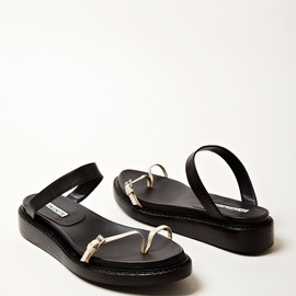 ANN DEMEULEMEESTER - Women's Glove Sandals