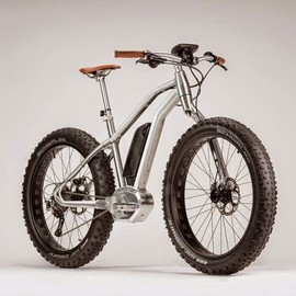 Phillipe Starck - M.A.S.S. (Mud, Asphalt, Sand, Snow) bike
