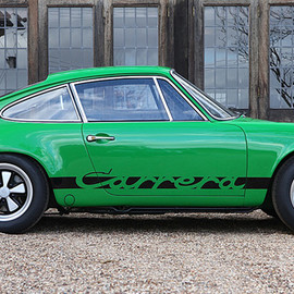 Porsche - 911 Carrera 2.7 RS Lightweight - M471 LHD :: Maxted-Page Limited 1973