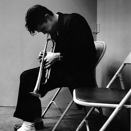 Chet Baker - Photo by Bob Willoughby