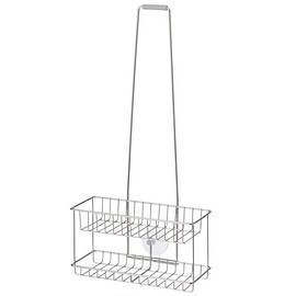 MUJI - Stainless Steel Hang Type Bottle Rack
