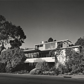Richard Neutra - VDL House, Los Angeles, California