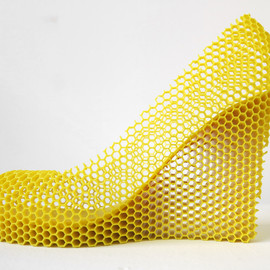 Sebastian Errazuriz - shoe1 | 12 shoes for 12 lovers by sebastian errazuriz