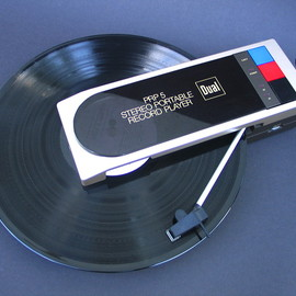 Dual - PRP5 Stereo Portable Record Player