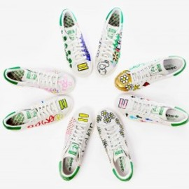 adidas - Stan Smiths Customized by Pharrell Williams