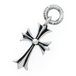 CHROME HEARTS - Tiny CH Cross Charm