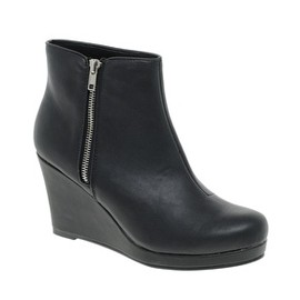 ASOS - ACE Wedge Ankle Boots