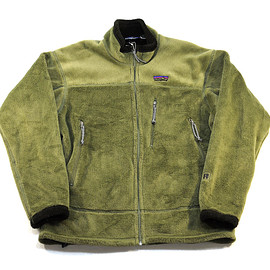 Patagonia - R4 Windbloc Jacket 2001 Field Green