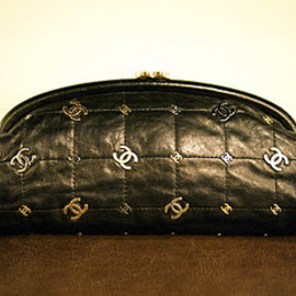 CHANEL - Vintage Clutch bag