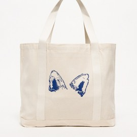 Kitsune Tee - Fox Ears Canvas Bag