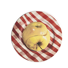 Seletti - Plates -Apple-
