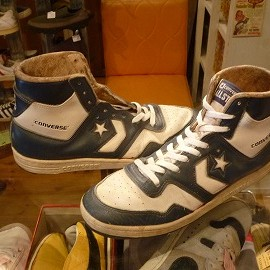 "converse - 「<used>80's converse STARTECH COLORS white/navy""made in KOREA"" size:US11(29cm) 17800yen」完売"