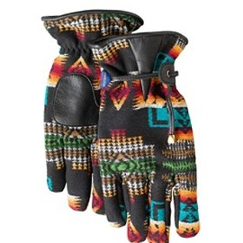 Pendleton - Glove With Leather Palm