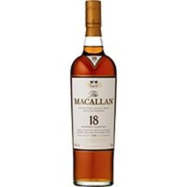 The Macallan - the Macallan 18yo