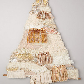 All Roads - Fringed Tree Tapestry