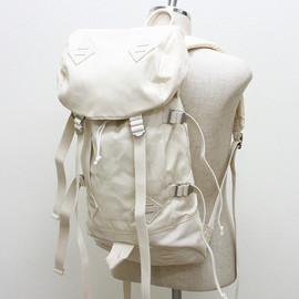 This is... - This is... Canvas Backpack - Natural 01