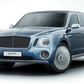 Bentley - EXP 9 F CONCEPT