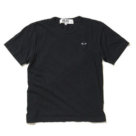PLAY COMME des GARCONS - Logo Patch Tshirt