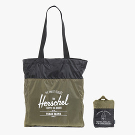 Herschel Supply Co. - Packable Tote - O.D./Black