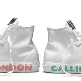 "CONVERSE x The Clash - ALL STAR ""LONDON CALLING"""