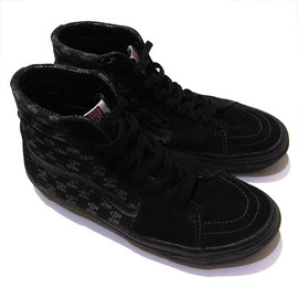 VANS, PIZZA OF DEATH - VANS SK8-HI PIZZA OF DEATH モデル