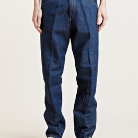 Levi's Red - Archive Collection - Low Crotch Twisted Jeans