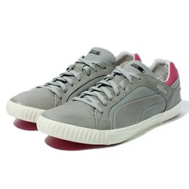 Alexander McQUEEN and PUMA - STREET CLIMB LO LEATHER EMB