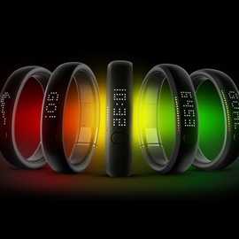 Nike - Measuring device [FuelBand]