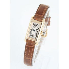 Cartier - Tank allongee