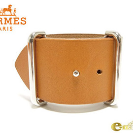 Hermes - Leather Braclet