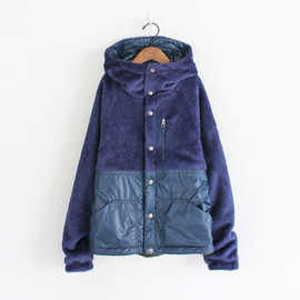 THE NORTH FACE PURPLE LABEL - W's Reversible Versa Loft Jacket