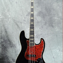 Fender Japan - Fender Japan / Jazz Bass Hollow Body JB/HO Faded Black