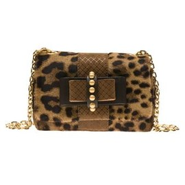 Christian Louboutin - 'Sweet Charity' mini calf-skin shoulder bag