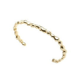 IOSSELLIANI - gold bangle