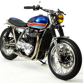 FCR Original - 'Super 8' Triumph T100 Roadster