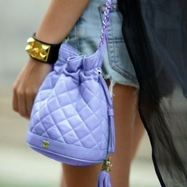 CHANEL - chanel | wisterior colored bag