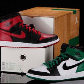 AIR JORDAN - AIR JORDAN 1 RETRO HIGH – DMP 60+ CHICAGO BOSTON COLLECTION