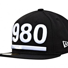 STUSSY x NEW ERA - Team 1980 59Fifty Fitted Baseball Cap