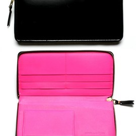 Wallet COMME des GARCONS  - GLOSSY BLACK (SA0110FL)