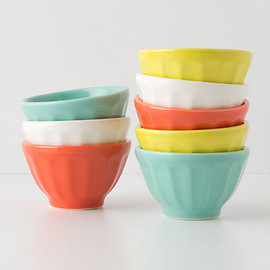 Anthropologie - Mini Latte Bowls