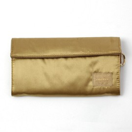 "B印 YOSHIDA(×PORTER) - UNITED ARROWS & SONS×PORTER×B印 YOSHIDA ""BULLION GOLD"" LONG WALLET 【予約】"