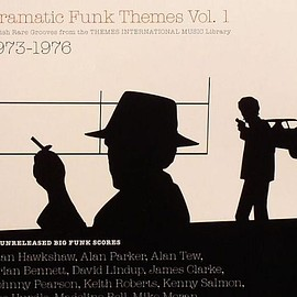 V.A. - Dramatic Funk Themes Vol. 1 (British Rare Grooves From The Themes International Music Library