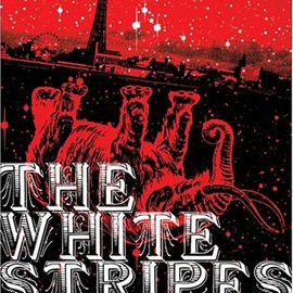 white stripes - Under Blackpool Lights
