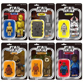 MEDICOM TOY - STAR WARS™ KUBRICK SERIES 3 SET OF 6pcs. COLLECTORS EDITION