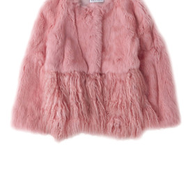 RED VALENTINO - Fur Coat