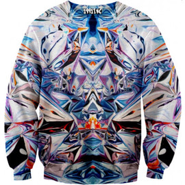 FRIDA DAFT PUNK SWEATER